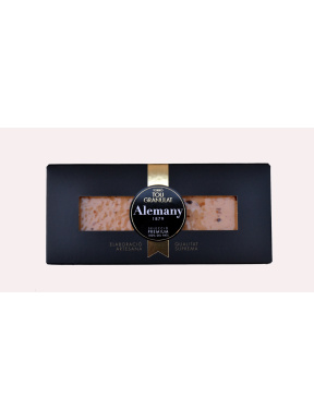 """Granulated soft turrón """"ALEMANY"""" 300 grs."""
