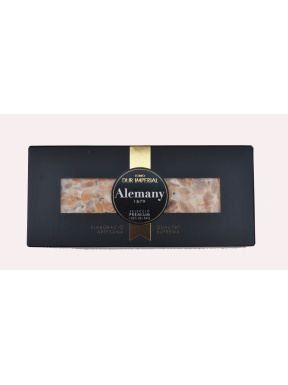 Turrón duro imperial ALEMANY 300 grs.