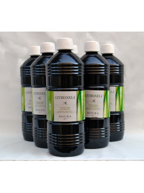 Citronella Paraffin Oil Package 6 liter
