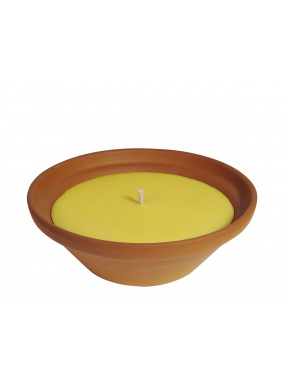 Big terracotta citronella. Box: 6 units