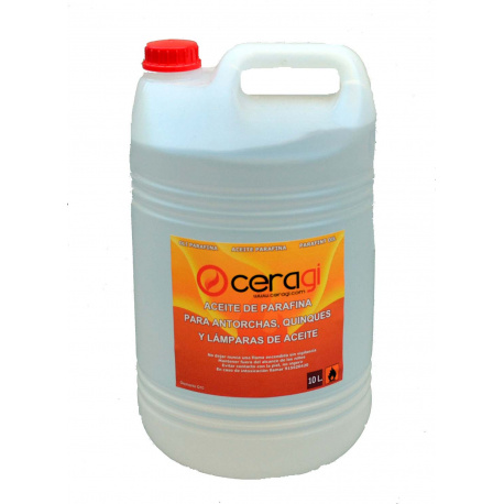Paraffin oil 10 liter bottle