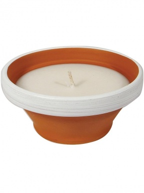 Candle insecticide terracotta bol. Box: 6 units