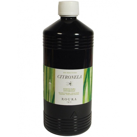 Citronella Paraffin Oil Package 1 liter