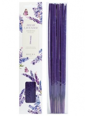 20 Varillas de Incienso Perfume Fresh Lavender